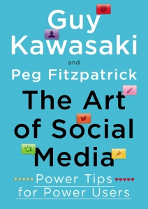 The Art of Social Media - book cover