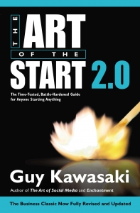 The Art of the Start, 2.0 - book cover