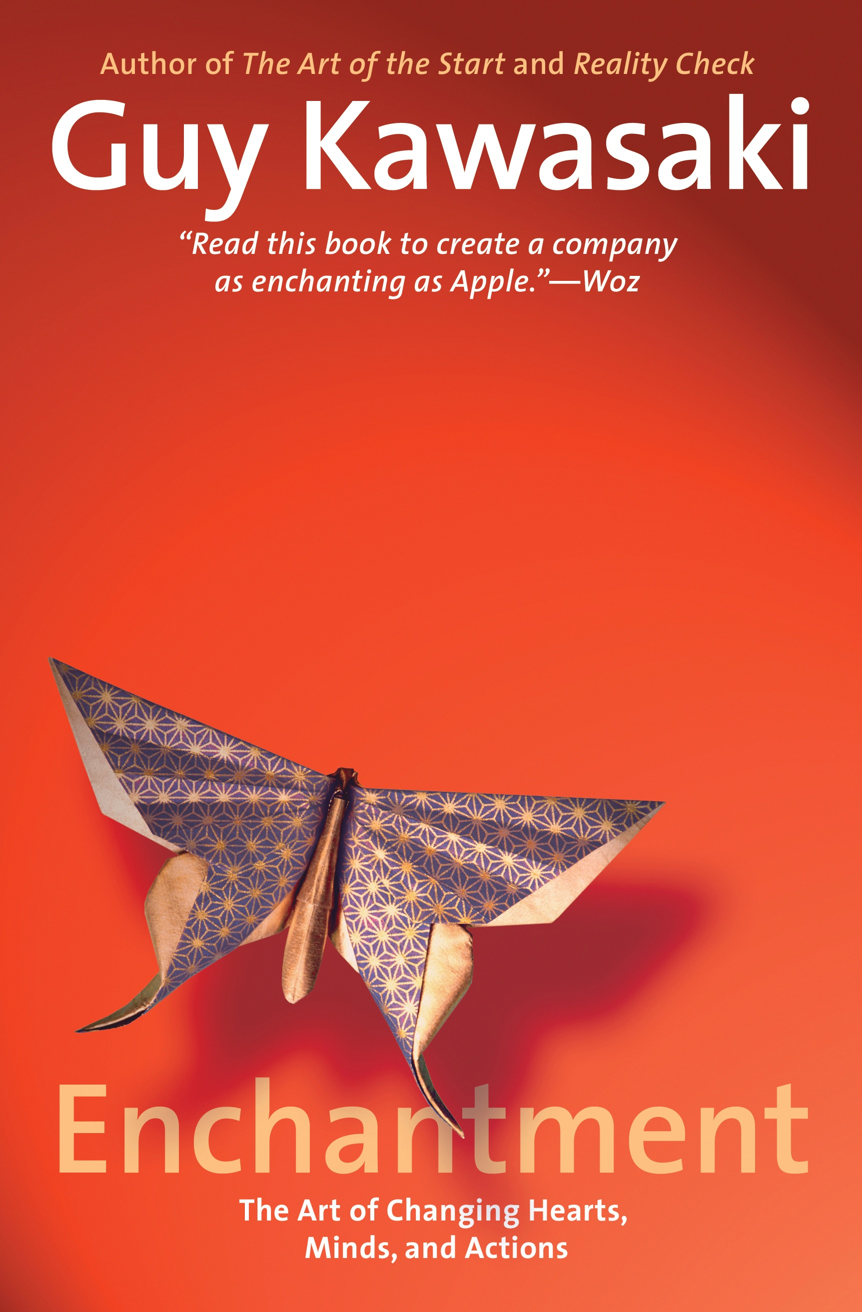 Enchantment - book cover