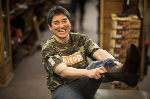 Guy Kawasaki in Alltop T-Shirt