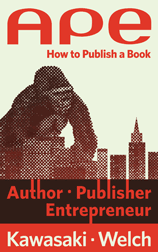 APE: Author, Publisher, Entrepreneur - Book Cover