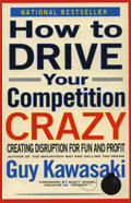 How to Drive Your Competition Crazy - Book Cover