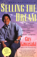 Selling the Dream - Book Cover