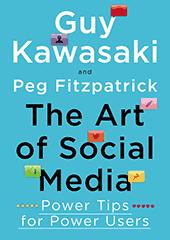 The Art of Social Media - Book Cover