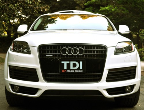 The Kick-Ass Audi Q7 TDI