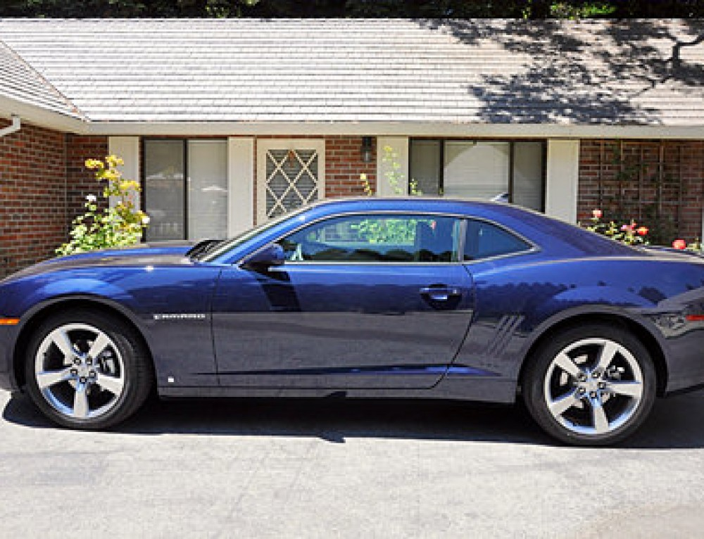 Five Days with a Camaro