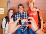 With some fans at Hubspot Inbound