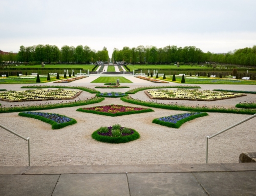 Pictures from the Ludwigsburg Residential Palace