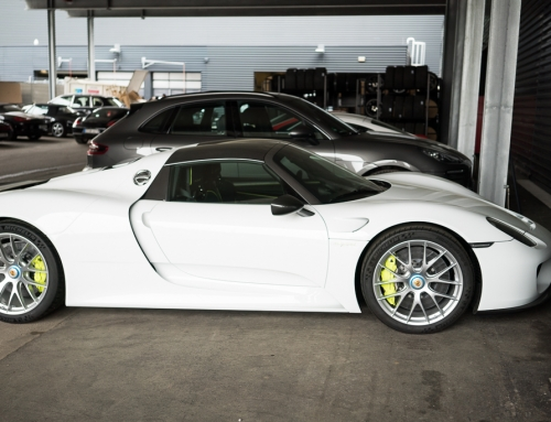 Pictures from my trip to @Porsche
