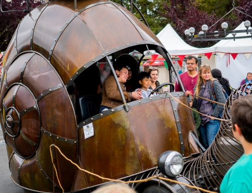 Photos from the May 2015 Maker Faire in San Mateo California