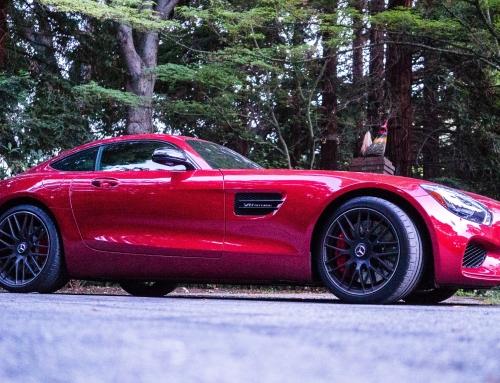 Test drive: Mercedes AMG GTS