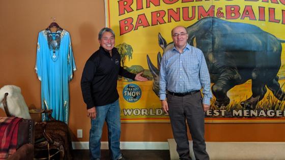Guy Kawasaki and Dr. Stephen Wolfram