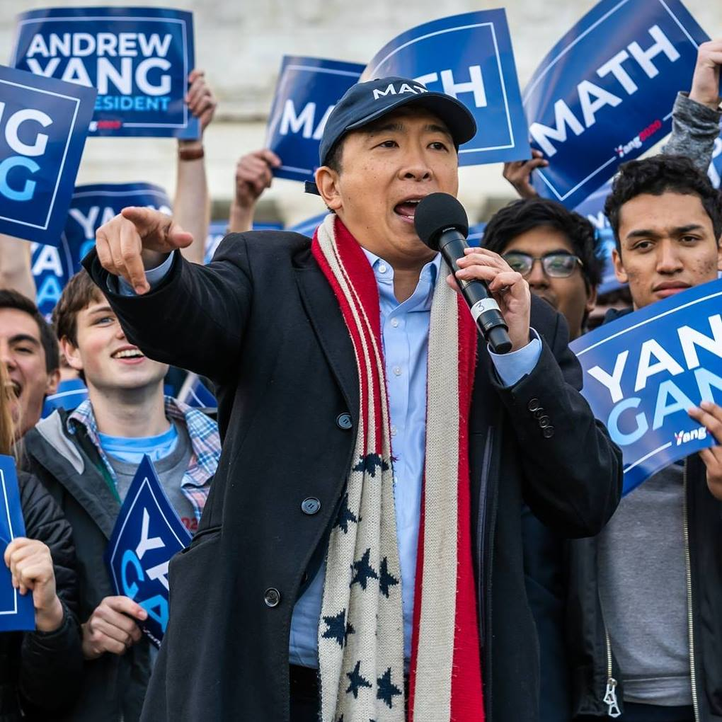 Andrew Yang - Presidential Hopeful