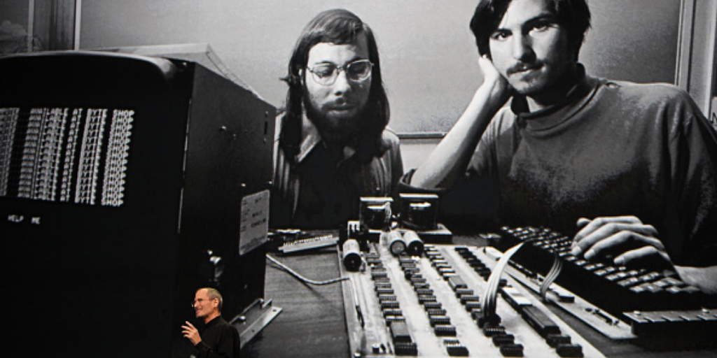 Steve Wozniak: pirate, co-founder of Apple, and hardware wizard
