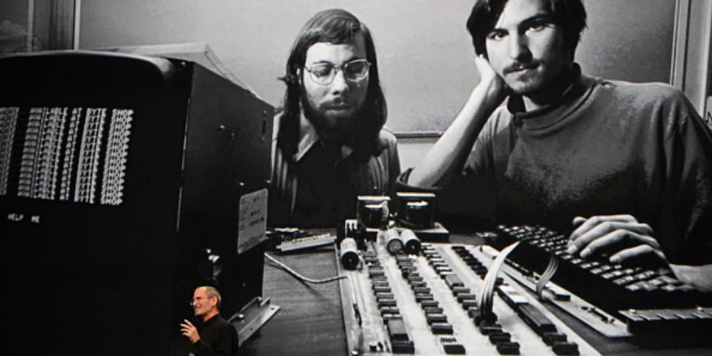 Steve Wozniak: pirate, co-founder of Apple, and hardware wizard