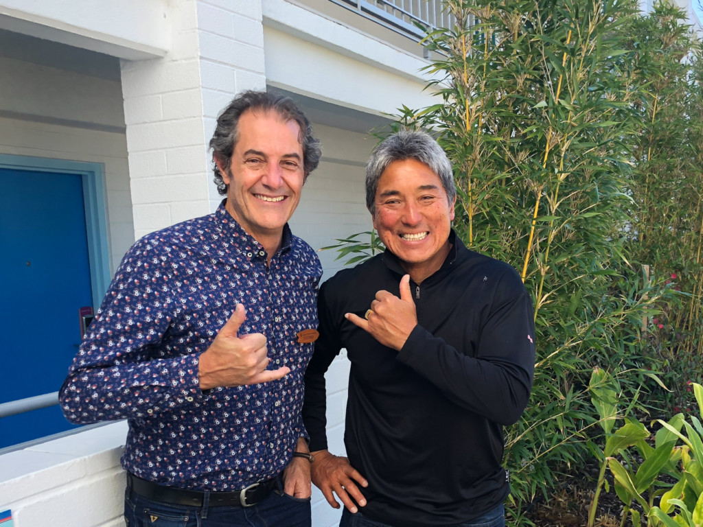 Surfer Shaun Tomson on Guy Kawasaki's Remarkable People Podcast