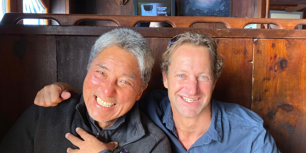 Guy Kawasaki and Chris Bertish - Remarkable People podcast