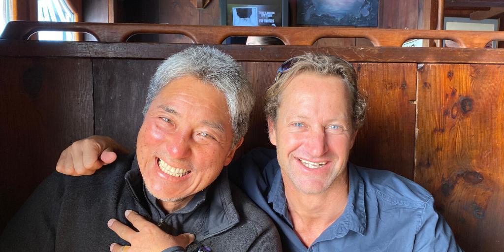 Guy Kawasaki and Chris Bertish - Remarkable People podcast