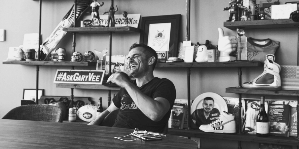 Gary Vaynerchuk: Investor, Serial Entrepreneur, and Author