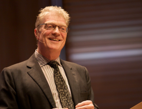 Sir Ken Robinson: Creativity Expert, Author, and Viral TED Speaker