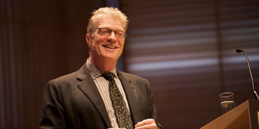 Sir Ken Robinson Remarkable People Podcast