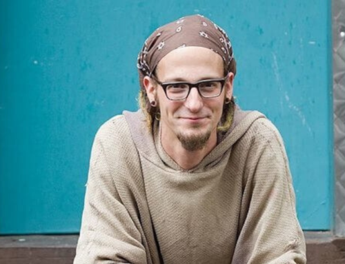 Shane Claiborne – Social Activist, Author, and Speaker