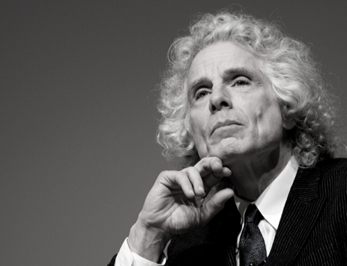 Dr. Steven Pinker: Cognitive Psychologist, Linguist, and Author
