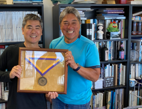 Roy Yamaguchi: James-Beard award winner, flyin' Hawaiian, and culinary comic