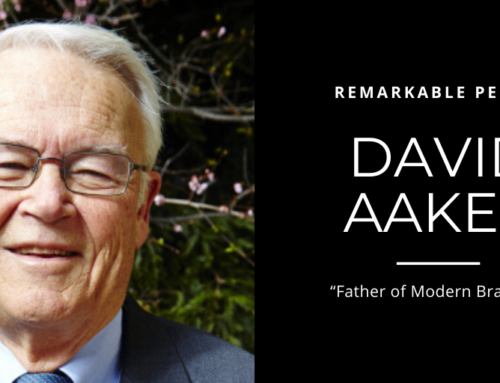 David Aaker: Father of Modern Branding and AMA Marketing Hall of Fame® Inductee