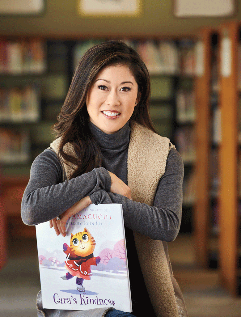 Kristi Yamaguchi: Olympic Gold Medalist and World Champion Figure Skater, Author, and Philanthropist.