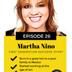 Martha Nino on Guy Kawasaki's Remarkable People podcast