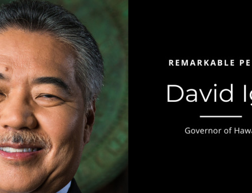 David Ige: Governor of Hawaii