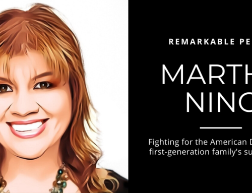 Martha Nino: Fighting for the American Dream