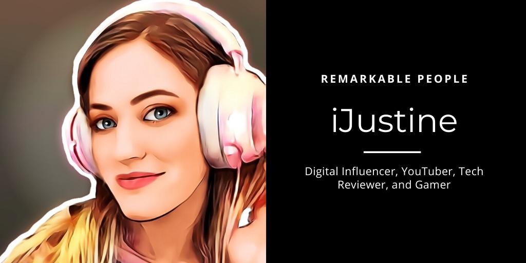 Digital Influencer, YouTuber, Tech Reviewer, and Gamer