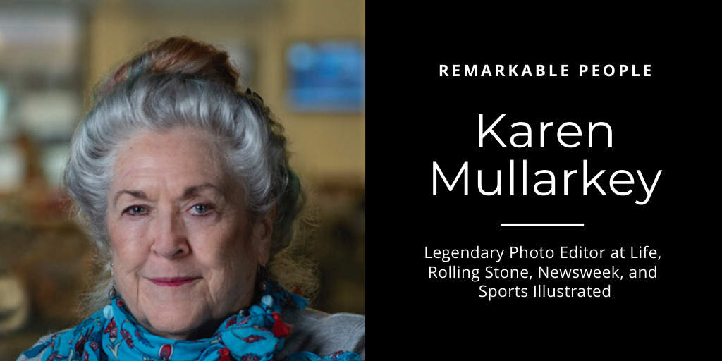 Karen Mullarkey Guy Kawasaki's Remarkable People podcast