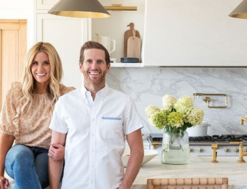 Shea and Syd McGee of Studio McGee and Netflix's Dream Home Makeover