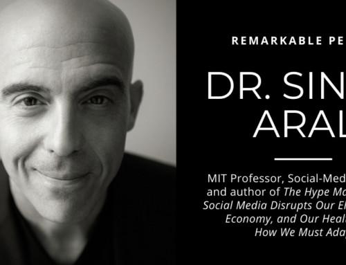 Dr. Sinan Aral