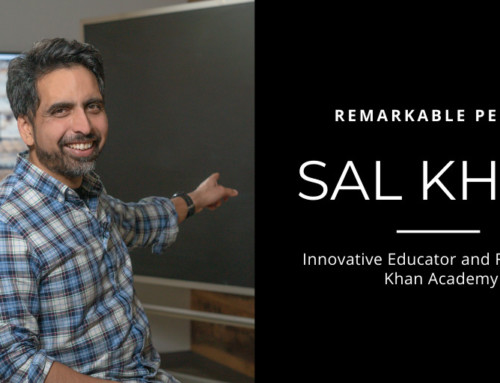 Sal Khan, Founder of Khan Academy