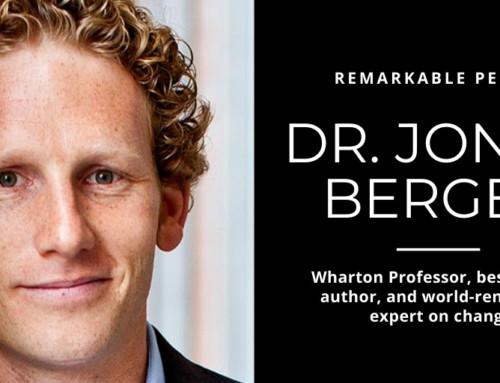Dr. Jonah Berger