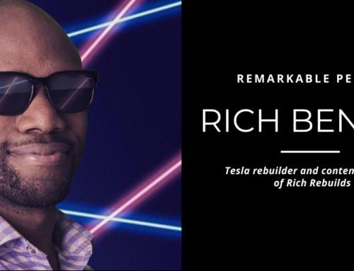 Rich Benoit of Rich Rebuilds