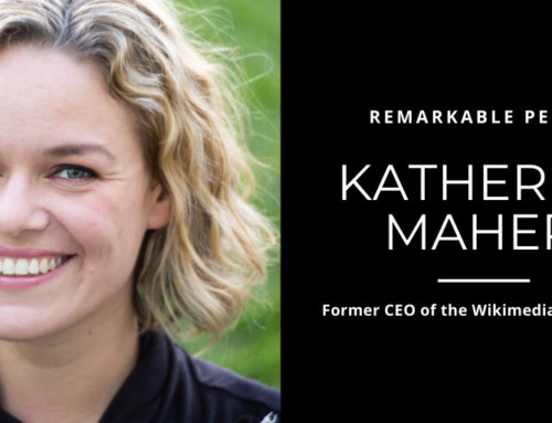 Katherine Maher