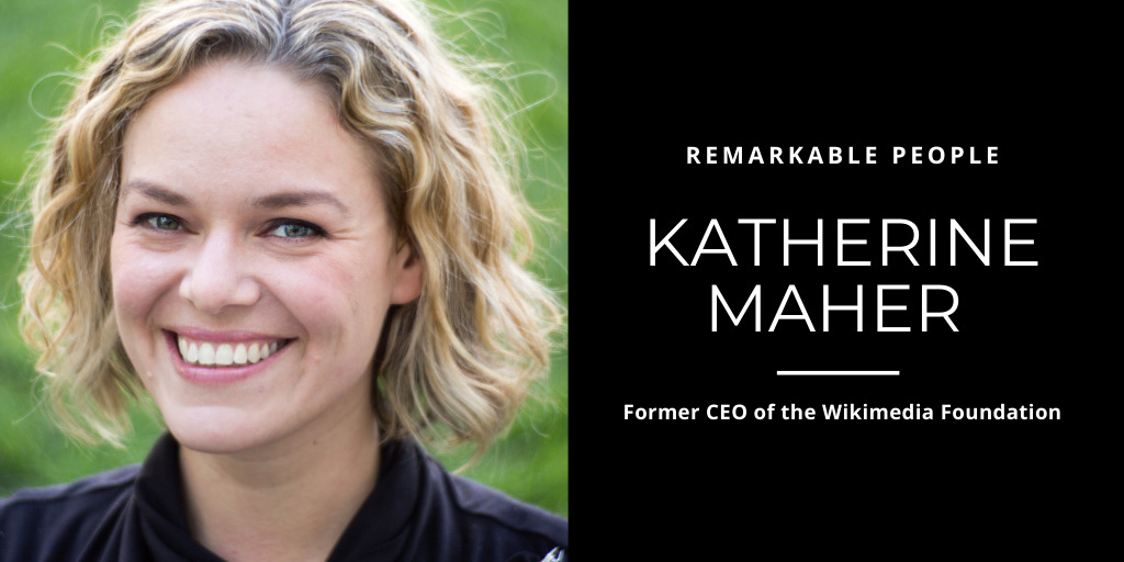 Katherine Maher - Guy Kawasaki
